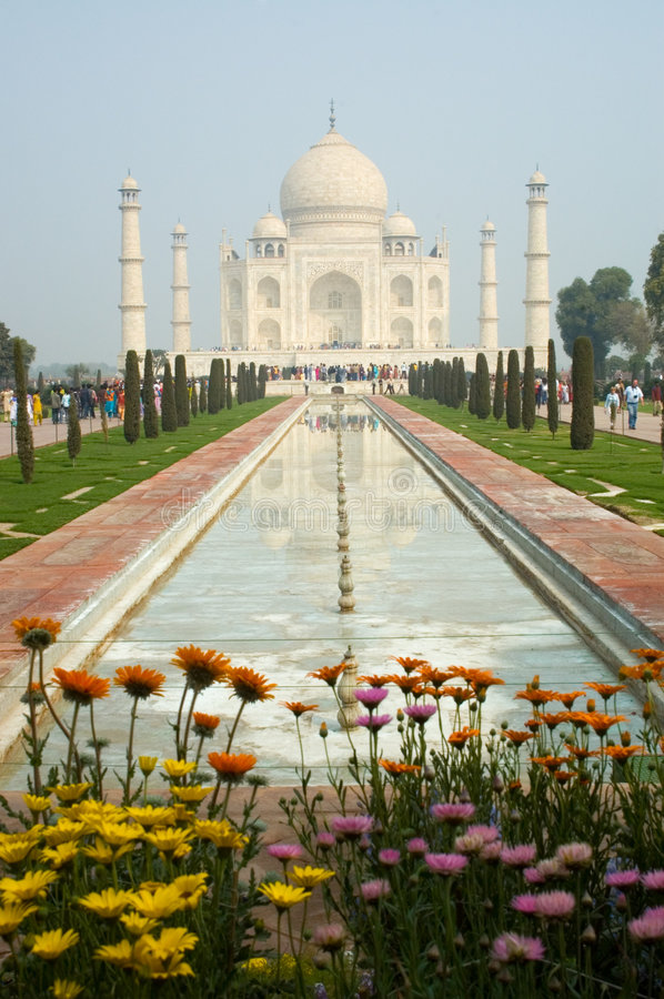 Free Taj Mahal Agra India Royalty Free Stock Photos - 4628818