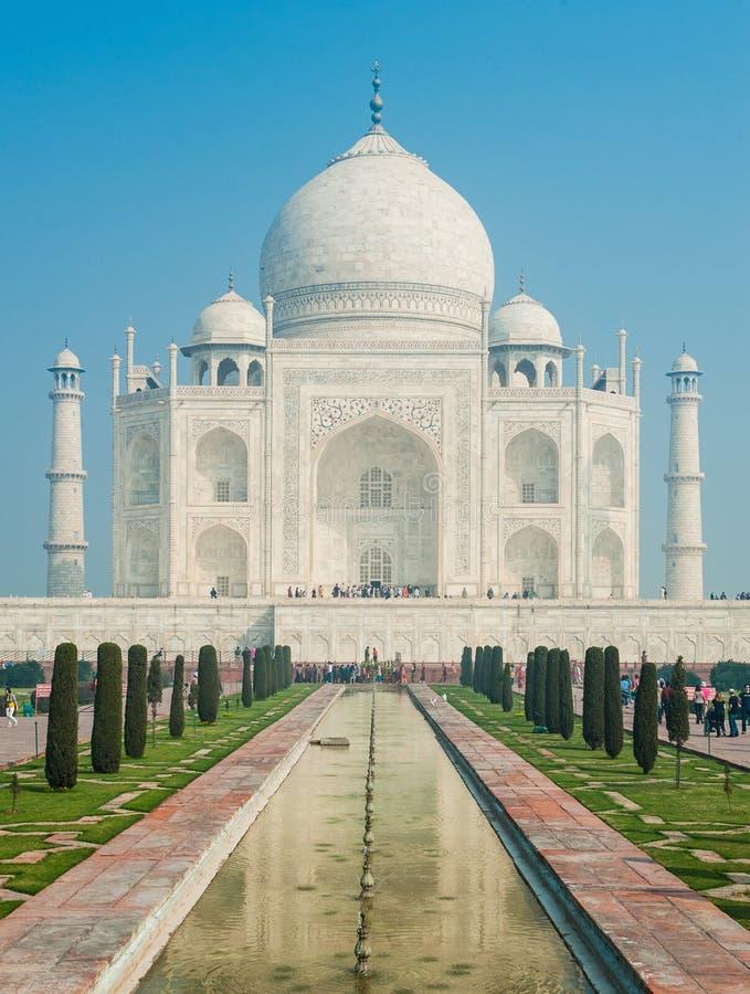 Taj Mahal 2 - Agra - India royalty free stock photography