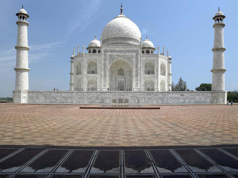 Download Taj Mahal - Agra - Uttar Pradesh - India Editorial Photography - Image: 17558732
