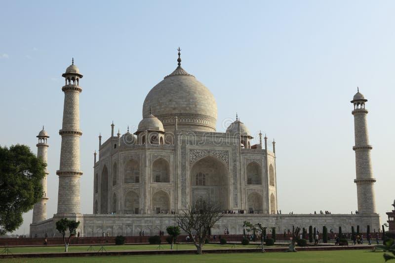Download Taj Mahal en Agra la India fotografía editorial. Imagen de rico - 42444867