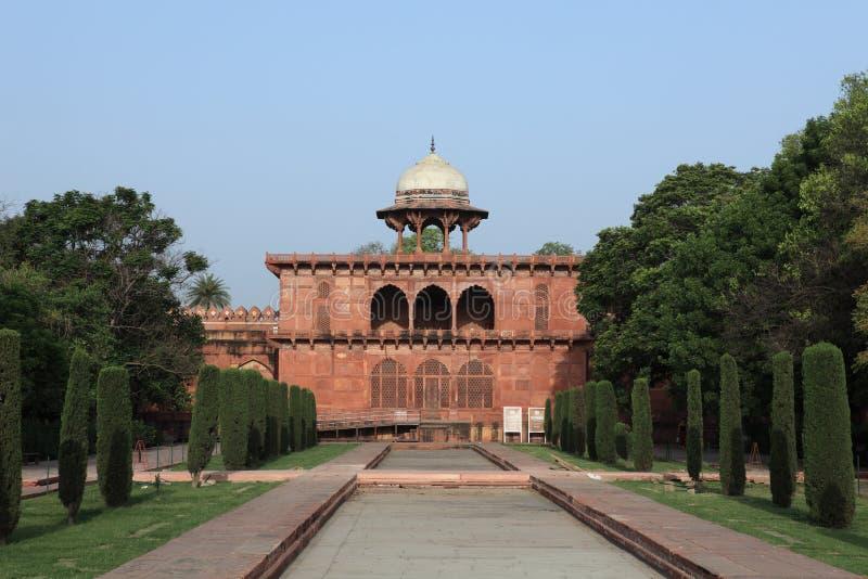 Download Taj Mahal en Agra la India imagen de archivo editorial. Imagen de islam - 42444909