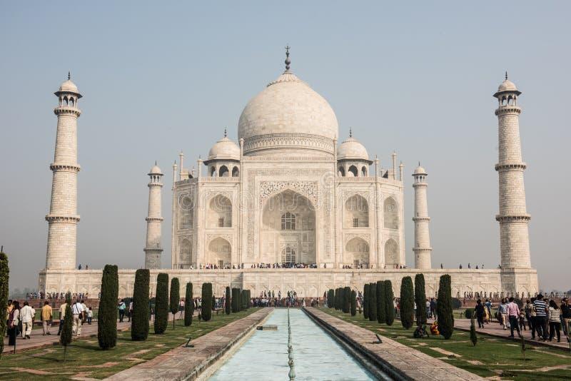 Taj Mahal enchantant images stock