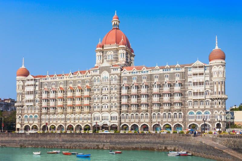 Taj Mahal Hotel lizenzfreie stockfotos