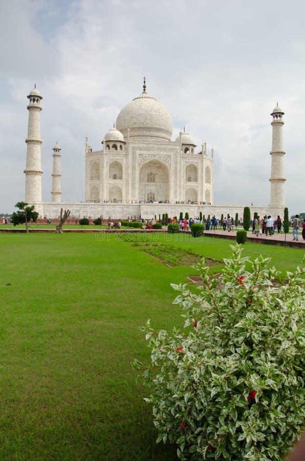 Taj Mahal, Inde photos stock