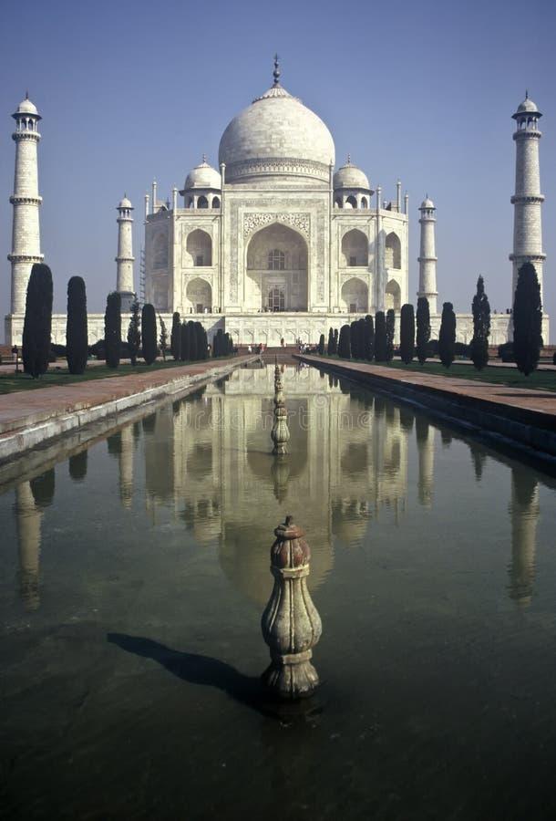 Taj Mahal, India stock fotografie