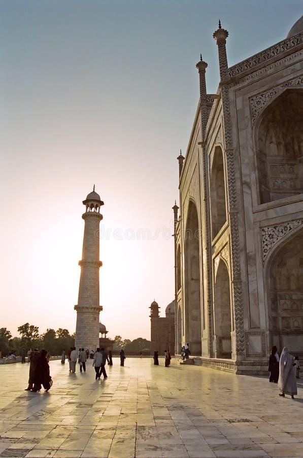 Download Taj Mahal, India editorial photography. Image of marble - 12720592