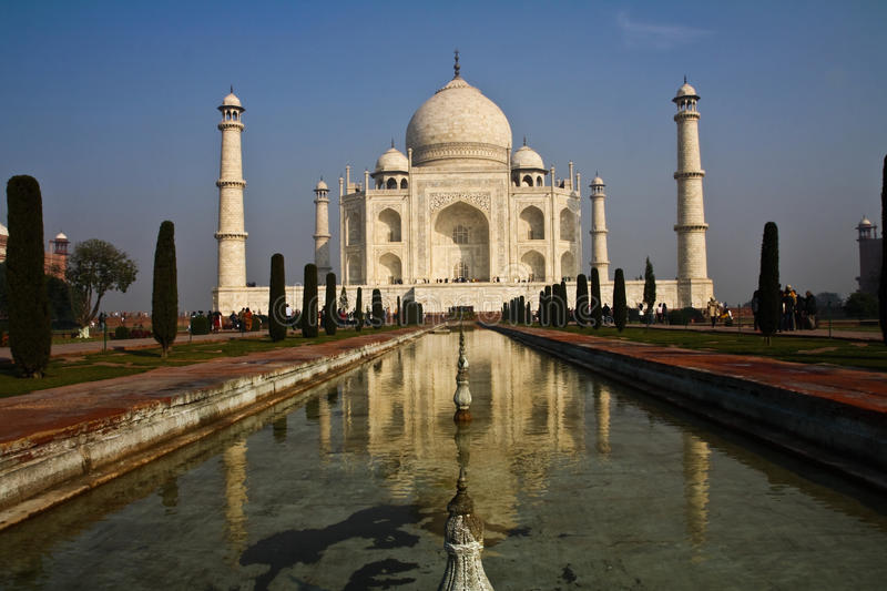 Taj Mahal - India stock photos