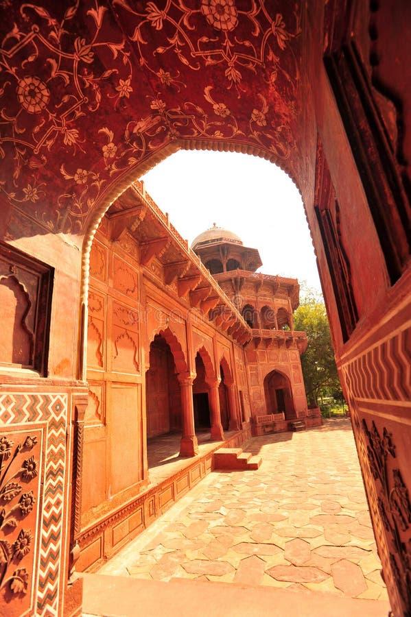 Taj Mahal India royalty-vrije stock fotografie