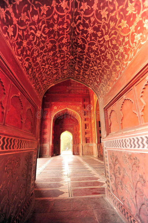 Taj Mahal India imagens de stock royalty free