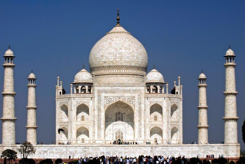 Taj Mahal.India royalty-vrije stock afbeeldingen