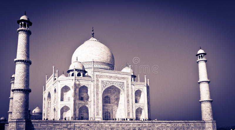 Taj Mahal India foto de stock