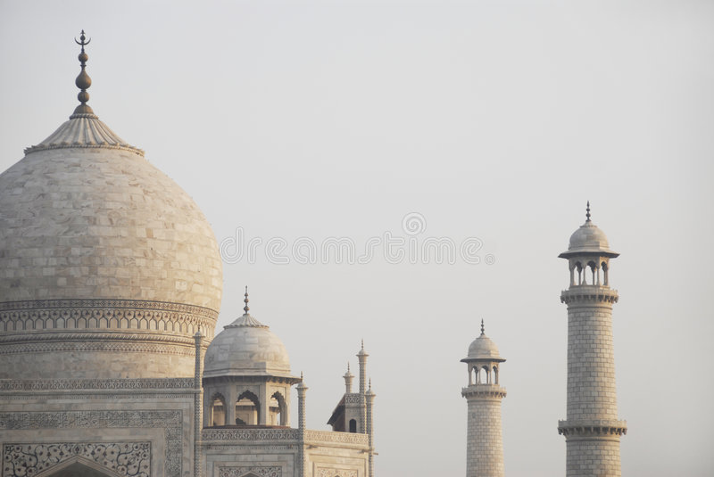 Download Taj Mahal in India stock photo. Image of architecture - 5618854