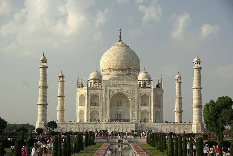 Taj Mahal, India royalty-vrije stock foto's