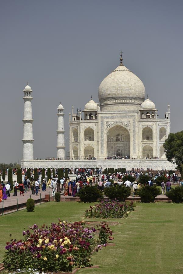 Taj Mahal India. royalty free stock photo