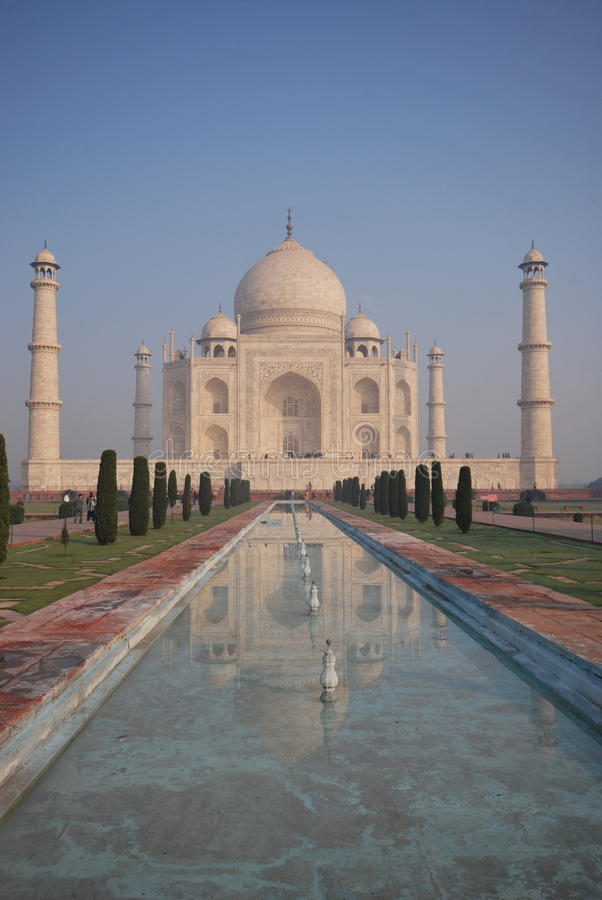 Download Taj Mahal stock photo. Image of tourism, marble, destination - 30347174