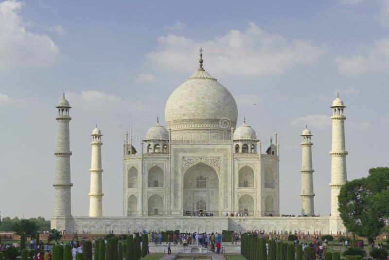 Taj-Mahal royalty free stock photo