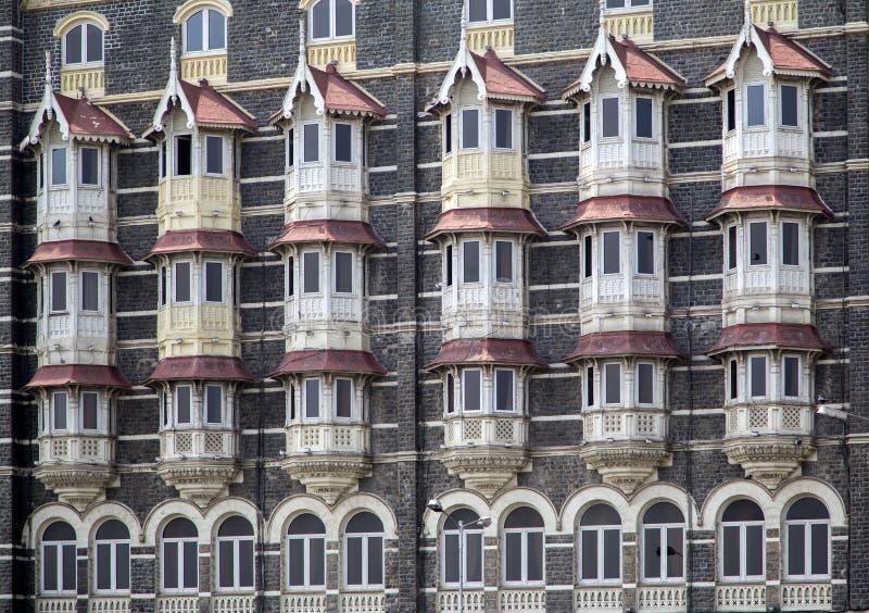 Taj Mahal Palace Hotel in Mumbai, Indien lizenzfreies stockfoto