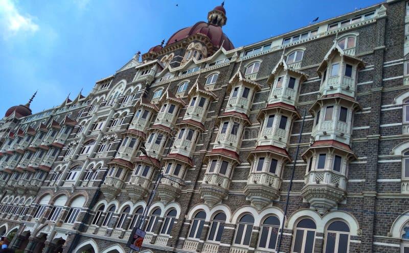 Taj Mahal Palace, un hôtel dans Mumbai, photographie stock
