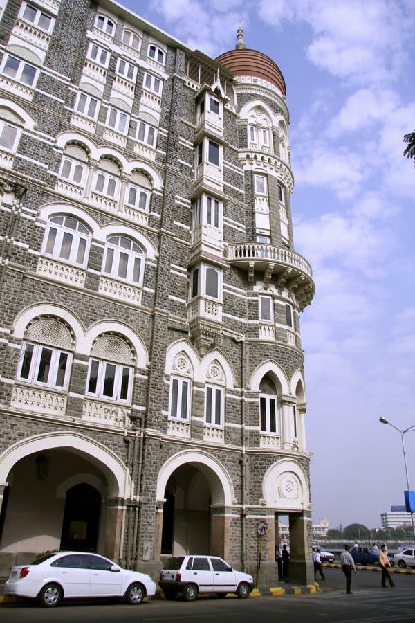 taj mumbai гостиницы mahal стоковое изображение