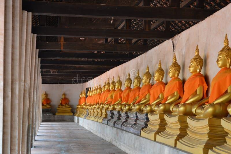 Tajlandia buddysty miasteczko obraz stock