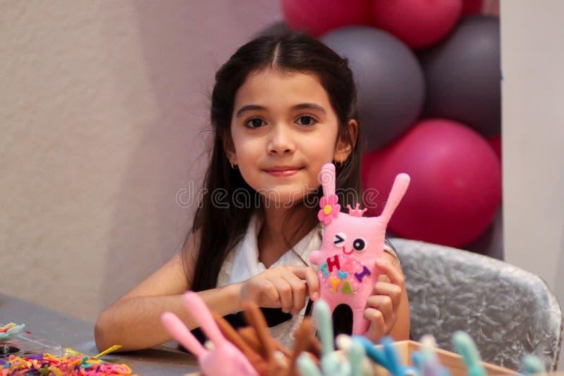 Tajlandia dziewczyny lala handmade zdjęcie royalty free