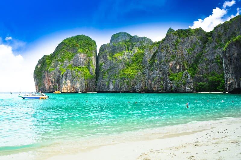 Tajlandia plaża obrazy royalty free