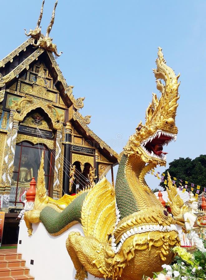 Tajlandzka stylowa sztuka stiuk zdjęcia stock