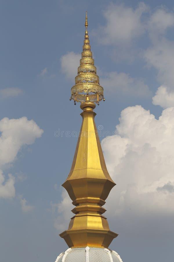 Tajlandzki świątynny architektura szczegół zdjęcie royalty free