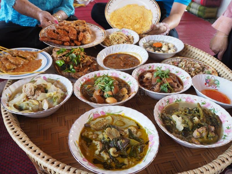 tajlandzki jedzenie chaing mai obrazy royalty free