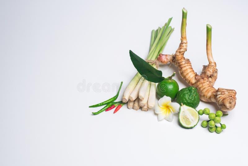 Tajlandzki jedzenie, lemongrass, lemongrass zdjęcie royalty free