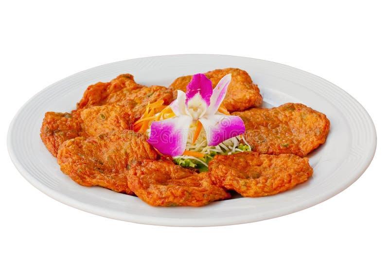 Download Tajlandzki Jedzenie Odizolowywa Na Bielu Obraz Stock - Obraz złożonej z talerz, chińczyk: 28952637