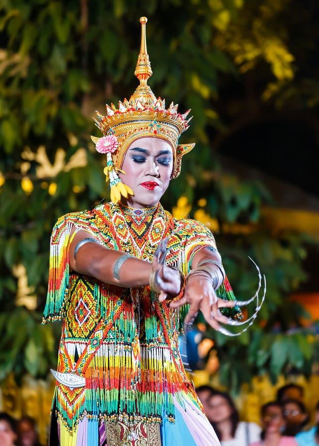 Download Tajlandzki Południowy Norah Taniec Zdjęcie Editorial - Obraz złożonej z kultura, artystyczny: 53777581