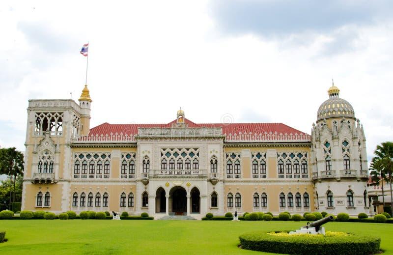 Tajlandzki rzędu dom obraz royalty free