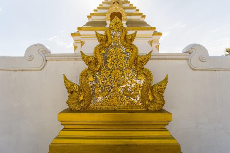 Tajlandzki stylowy motyw obraz royalty free