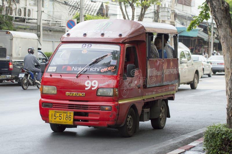 Download Tajlandzki taxi fotografia editorial. Obraz złożonej z ulica - 53793017
