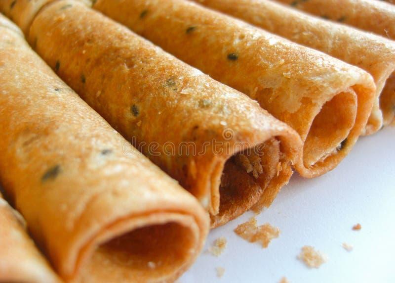 Tajlandzkiego deseru nazwany pasek muan obrazy stock