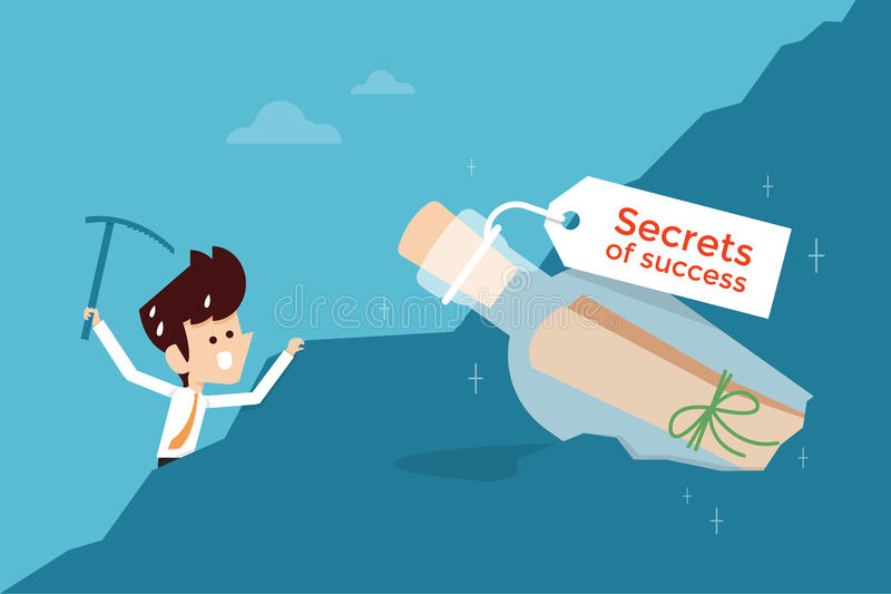 tajne sukces ilustracji