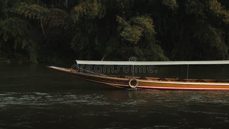 tajska łódź zdjęcie royalty free