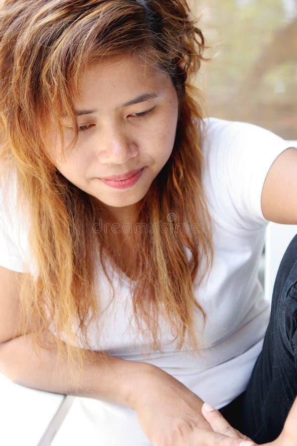 tajska dziewczyna obrazy stock