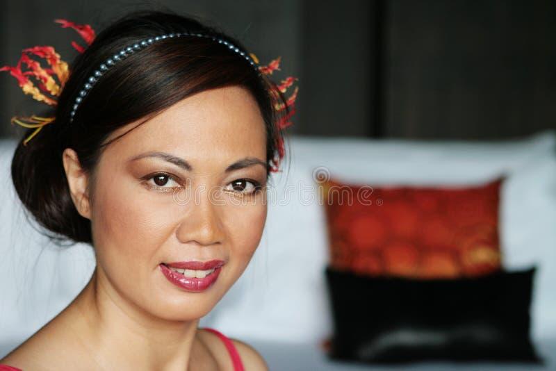 tajska kobieta zdjęcie royalty free