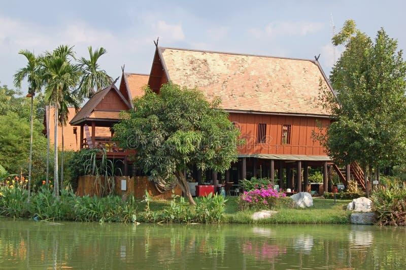 tajski do domu zdjęcie stock