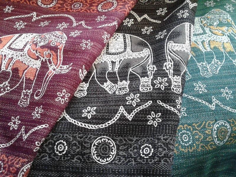 tajski słonia fotografia stock