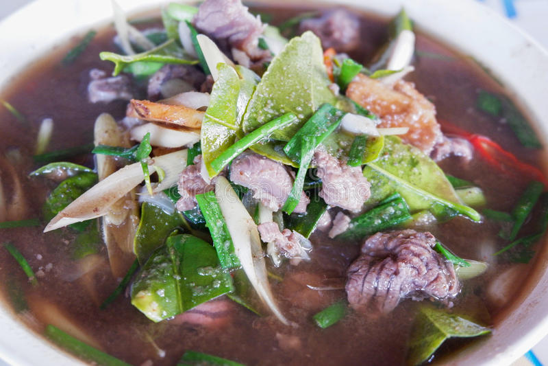tajski wołowina curry zdjęcia royalty free
