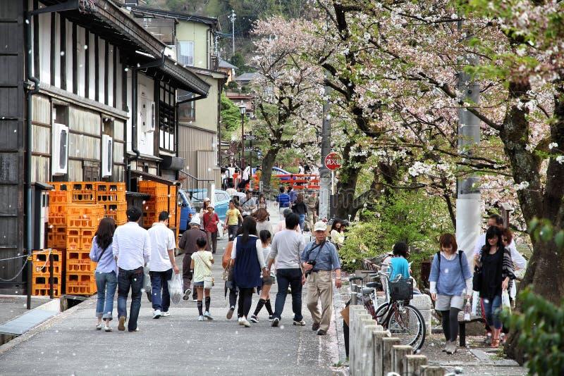 Takayama, Japón imagen de archivo