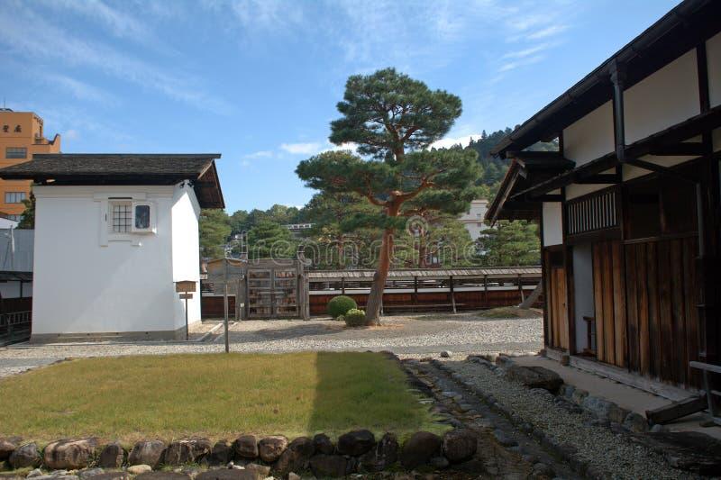 Takayama Jinya, Takayama, Japón imágenes de archivo libres de regalías