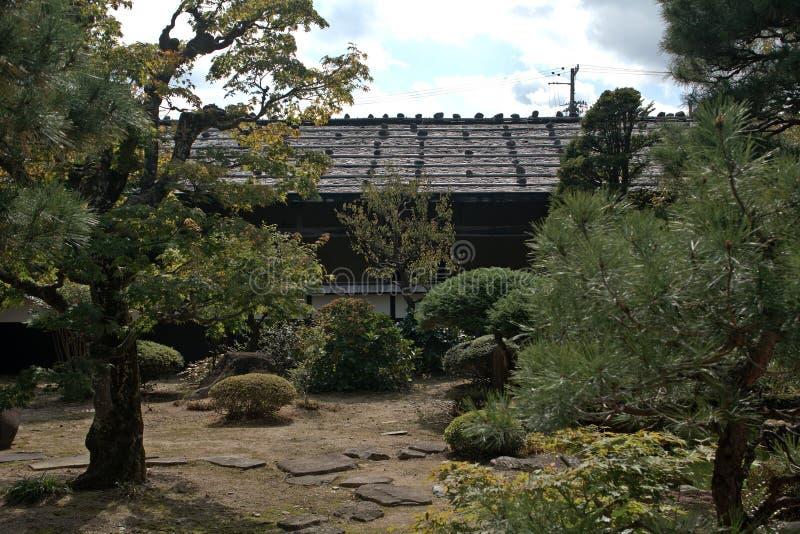 Takayama Jinya, Takayama, Japón fotografía de archivo