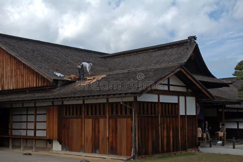 Takayama Jinya, Takayama, Japón imagenes de archivo