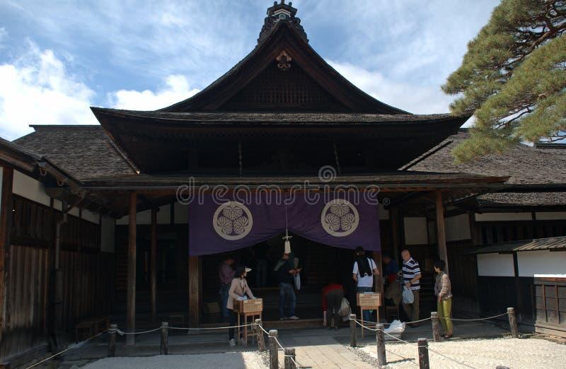 Takayama Jinya, Takayama, Japan arkivfoton