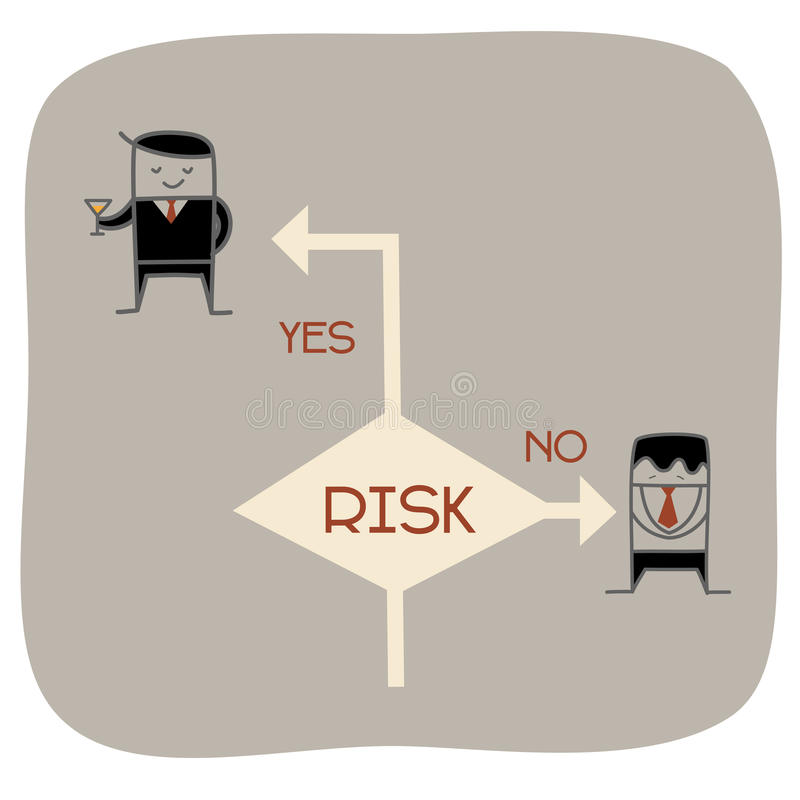 Free Take A Risk Stock Photography - 33844372
