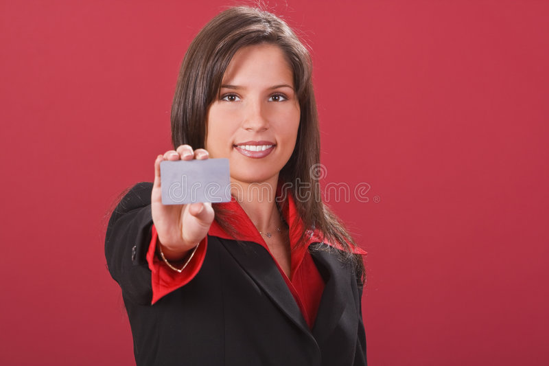 Download Take the credit card stock photo. Image of money, partnership - 3915978